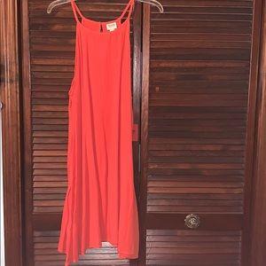 Mossimo Orange dress